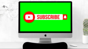 YouTube Subscribe animation