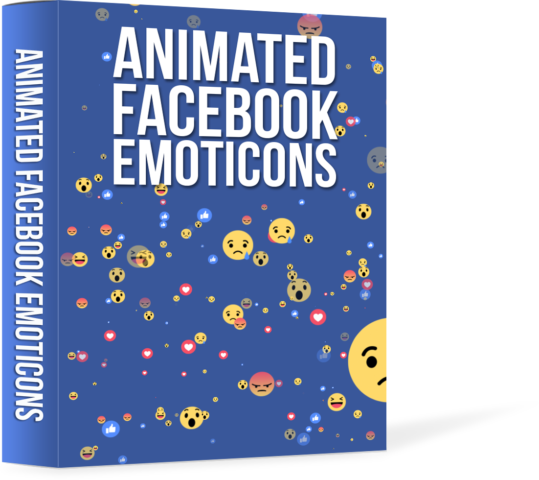 Animated Facebook Emoticons